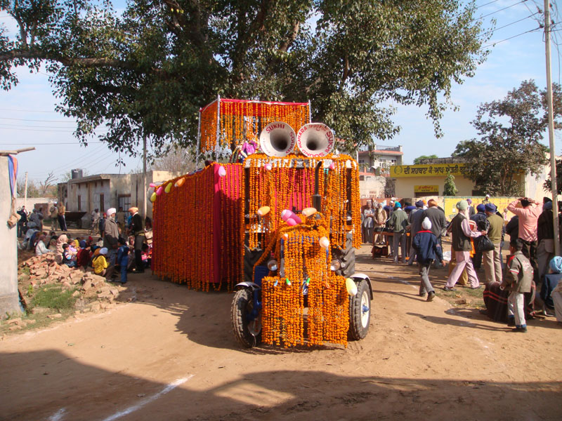 Nagar Kirtan 5 Jan 2009