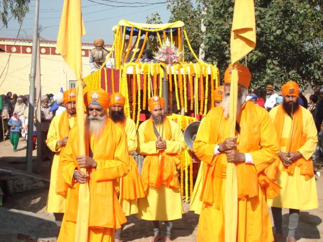 Nagar Kirtan 4 Jan 2007